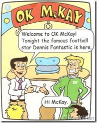 OK McKay!